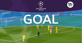 Goal: Atletico Madrid 2 - 1 FK Rostov