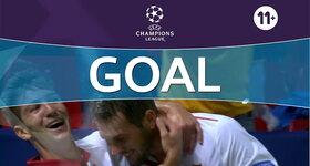 Goal: Sevilla FC 1 - 0 GNK Dinamo Zagreb