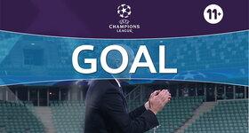 Goal: Legia Varsovie 0 - 2 Real Madrid CF