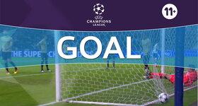 Goal: FC Porto 1 - 0 FC Bruges