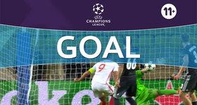 Goal: Monaco 3 - 0 Cska Moscou