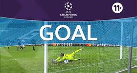 Goal: Legia Varsovie 2 - 2 Real Madrid CF