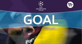 Goal: Tottenham 0 - 1 Bayer Leverkusen