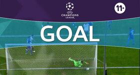 Goal: Sevilla FC 3 - 0 GNK Dinamo Zagreb