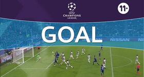 Goal: Juventus 1 - 1 Lyon