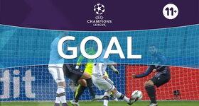 Goal: Legia Varsovie 3 - 2 Real Madrid CF