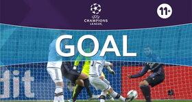 Goal: Legia Varsovie 3 - 3 Real Madrid CF