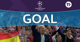Goal: Sevilla FC 4 - 0 GNK Dinamo Zagreb