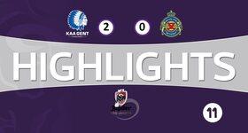La Gantoise 2 - 0 Waasland-Beveren