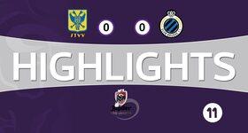 Saint-Trond 0 - 0 FC Bruges