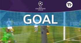 Goal: Borussia Dortmund 5 - 2 Legia Varsovie: 32', Reus