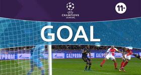 Goal: Monaco 1 - 0 Tottenham, Sidibé : 48'