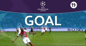 Goal: Monaco 2 - 1 Tottenham, Lemar : 53'
