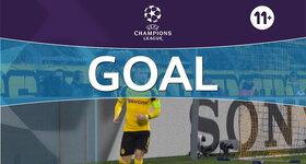 Goal: Borussia Dortmund 6 - 2 Legia Varsovie: 52', Reus