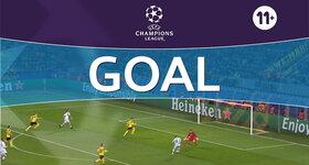 Goal: Borussia Dortmund 6 - 3 Legia Varsovie: 57', Kucharczyk