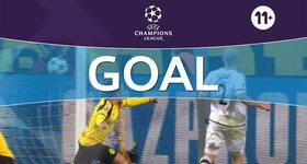Goal: Borussia Dortmund 7 - 3 Legia Varsovie, Passlack : 81'