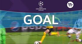 Goal: Borussia Dortmund 8 - 4 Legia Varsovie: 90+2', Reus