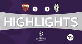 Sevilla FC 1 - 3 Juventus
