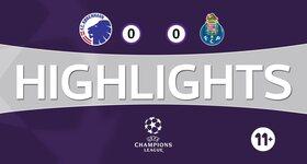 FC København 0 - 0 FC Porto