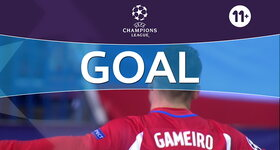 Goal: Atletico Madrid 1 - 0 Psv Eindhoven : 55', Gameiro