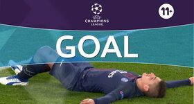 Own Goal: Arsenal FC 2 - 1 Paris Saint-Germain : 60', Verratti