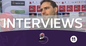 Interview Courtrai (La Gantoise - Courtrai)