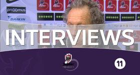 Interviews FC Bruges - Ostende (FC Bruges)