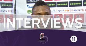Interviews FC Bruges - Ostende (Ostende)