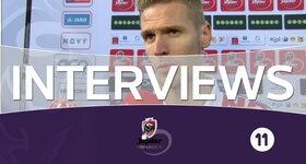 Interviews Courtrai - RSC Anderlecht (Courtrai)