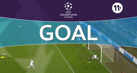 Goal: FC Basel 1893 0 - 1 Arsenal FC : 8', Perez