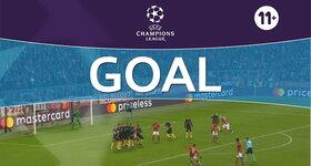 Goal: FC Bayern München 1 - 0 Atletico Madrid : 28, Lewandowski