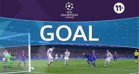 Goal: FC Barcelona 2 - 0 Vfl Borussia Mönchengladbach : 50', Turan