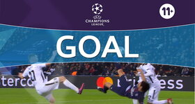 Goal: Paris Saint-Germain 1 - 1 Pfc Ludogorets Razgrad : 61', Cavani