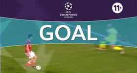 Goal: SL Benfica 1 - 2 Naples : 87', Jiménez