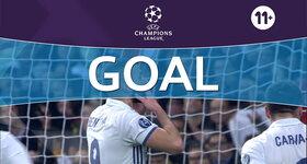 Goal: Real Madrid CF 1 - 0 Borussia Dortmund : 28', Benzema