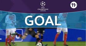 Goal: Bayer Leverkusen 1 - 0 Monaco : 30', Yurchenko