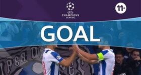 Goal: FC Porto 4 - 0 Leicester City : 65', Silva