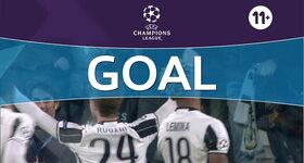Goal: Juventus 2 - 0 GNK Dinamo Zagreb : 73', Rugani