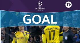 Goal: Real Madrid CF 2 - 2 Borussia Dortmund : 88', Reus