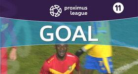 Goal: Afc Tubize 3 - 0 Saint-Gilloise : 69', Diallo