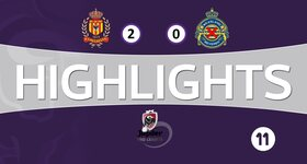 FC Malines 2 - 0 Waasland-Beveren