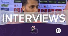 Interview FC Bruges (FC Bruges - Courtrai)