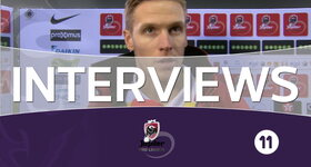 Interview Courtrai (FC Bruges - Courtrai)