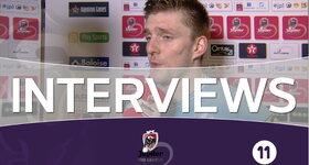 Interviews La Gantoise (La Gantoise - Anderlecht)