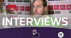 Interviews RSCA (La Gantoise - Anderlecht)