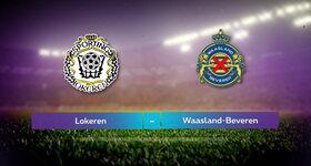 Lokeren 0 - 0 Waasland-Beveren