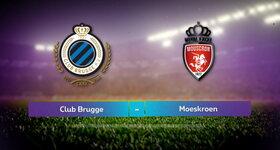 FC Bruges 2 - 1 Mouscron