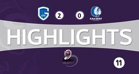 Genk 2 - 0 La Gantoise