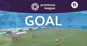 Goal: Cercle Bruges 2 - 1 AFC Tubize : 88', Paolino BERTACCINI
