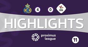 Union Saint Gilloise 4 - 0 OH Louvain